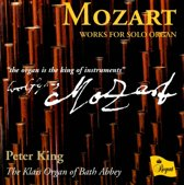 Mozart: Works for Solo Organ