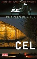 Boek cover Cel van Charles den Tex (Paperback)