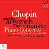 Chopin: Piano Concerto No.1 Sonata For Piano And C