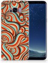 Samsung Galaxy S8 Plus TPU Hoesje Design Retro