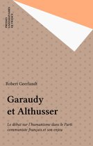 Garaudy et Althusser