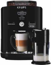 Krups Quattro Force Latt Espress EA82F8 - Espressomachine - Zwart