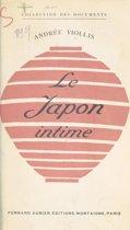 Le Japon intime