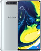 Samsung Galaxy A80 - 128GB - Zilver