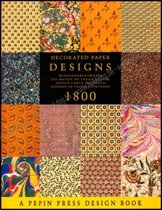 Decorated paper designs 1800