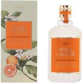 MULTI BUNDEL 2 stuks - 4711 - ACQUA cologne Mandarina & Cardamomo - eau de cologne - splash&spray 170 ml