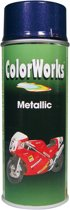Colorworks 918585 Metallic Alkydlak - Violet - 400 ml