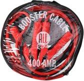 Startkabels Voor Auto - 400 Ampere - Startkabelsset in tas