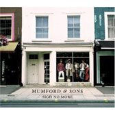 CD cover van Sigh No More van Mumford & Sons