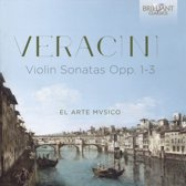 Veracini: Violin Sonatas Opp. 1-3