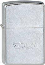 Aansteker Zippo Logo Stamped