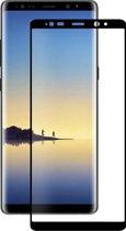 Eiger Edge to Edge Glass Screenprotector voor Samsung Galaxy S8 - Zwart
