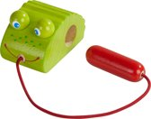 Haba Klankdier Kikker Groen Junior 6,5 Cm
