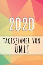 2020 Tagesplaner von �mit: Personalisierter Kalender f�r 2020 mit deinem Vornamen