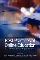 Best Practices of Online Education