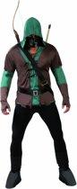 Gemaskerde boogschutter kostuum voor mannen - Verkleedkleding