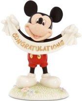 Disney By Lenox Mickey Congratulations