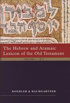 The Hebrew and Aramaic Lexicon of the Old Testament (2 vol. set)