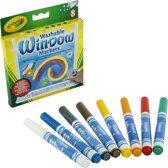 Crayola Raamstiften - 8 Stuks