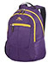 High Sierra PIUTE3 - Rugzak - Purple/Yellow