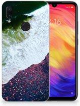Xiaomi Redmi Note 7 TPU Hoesje Design Sea in Space