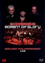 Scorpions - Moment of Glory (dvd)