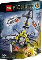 LEGO Bionicle Schedelschorpioen - 70794