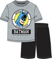 Batman pyjama - korte mouw - maat 140 / 10 jaar