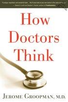 Omslag van 'How Doctors Think'