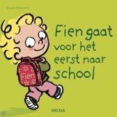Fien gaat voor het eerst naar school