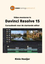 Video monteren in Davinci Resolve 15