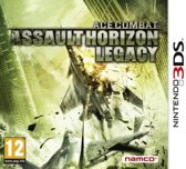 Ace Combat: Assault Horizon Legacy - 2DS + 3DS