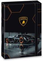 Lamborghini Sian Opbergbox A4 - Zwart