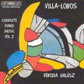 Villa-Lobos - Piano Ii