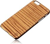 Man&Wood iPhone 6/6s Hout hoesje Zebrano
