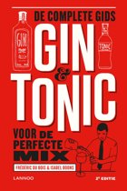Omslag van 'Gin & Tonic - geactualiseerde edtie (E-boek - ePub-formaat)'
