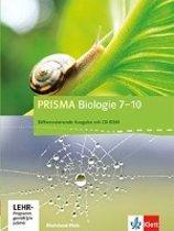 Prisma Biologie 7.-10. Schuljahr - Ausgabe für Rheinland-Pfalz - Differenzierende Ausgabe. Schülerbuch mit Schüler-CD-ROM
