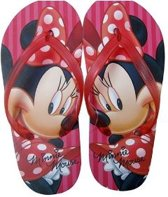 Minnie Mouse Teenslippers mt. 33 / 34 flip / flop