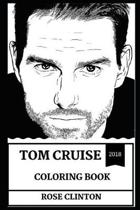 Tom Cruise Coloring Book