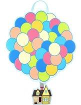 Disney Loungefly Tas Up! - Huis aan Ballonnen- 25x23 cm
