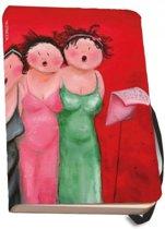 Notitieboek A5 Judith Stam, Uit volle borst