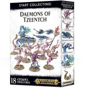 Age of Sigmar/Warhammer 40,000 Daemons of Tzeentch Start Collecting Set