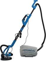 Hyundai schuurmachine langnek (plafond en muur) 750W met stofafzuiging - langnekschuurmachine - plafondschuurmachine - muurschuurmachine - wandschuurmachine