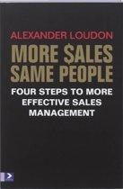 More sales, same people