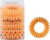 Rolling Hills 5 traceless hair elastics blonde