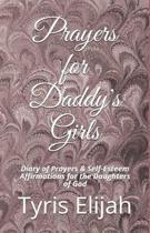 Prayers for Daddy's Girls
