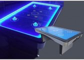 TopTable airhockey Fast Flash LED 7ft.