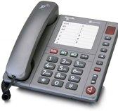 AMPLICOMMS PowerTel 90 vaste telefoon met HANDENVRIJ-SPREKEN en 40 dB VERSTERKING voor SLECHTHORENDEN