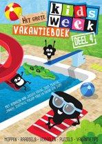 Kidsweek - Het grote Kidsweek vakantieboek 4