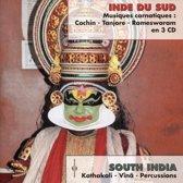 Inde Du Sud Musiques Carnatiques